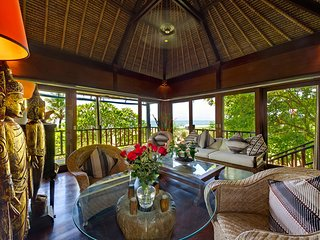 Picture Relaxing by your Private Pool in Your Beautiful Villa in Canggu, Bali