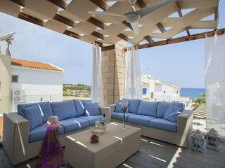 Imagine Your Family Renting This Luxury Contemporary Style Villa in Paralimni