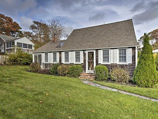 NEW! West Hyannisport Home w/Deck - Walk to Beach!