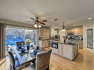 NEW! Luxury El Dorado Hills House w/ Private Pool