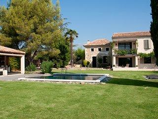 Villa de charme dans le Luberon