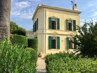 Villa la Rimade Cannes