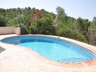 Villa de charme Altea La Vella en pleine nature