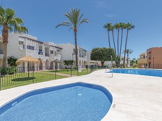 Awesome home in Nerja w/ Outdoor swimming pool and 1 Bedrooms