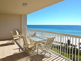Silver Shells Resort 3BR Gulf-Front Condo ~ Free WiFi & Premium Cable TV!