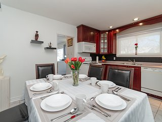 Gorgeous 3 bedrooms family vacation house