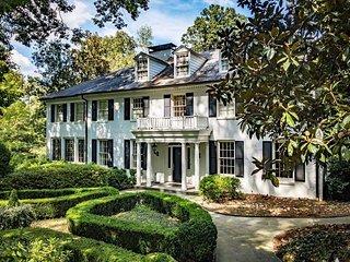 Amazing Gated Mansion Buckhead