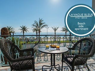La Vague Bleue - Sit back & enjoy the relaxation!