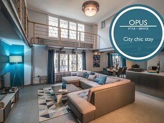 Opus - Stunning, ultra contemporary!