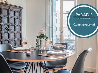 Paradis - 5 star luxury!