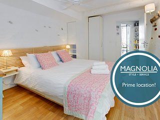Magnolia - Prime location in the Old Town, Terrace! AVAILABLE FOR GRAND PRIX!