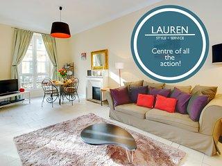 Lauren - Bags of character!