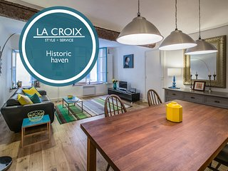 La Croix - Old town perfect apartment