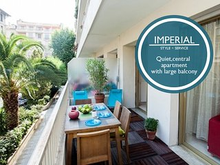 Imperial - Stylishly renovated with balcony! AVAILABLE FOR GRAND PRIX & CANNES!