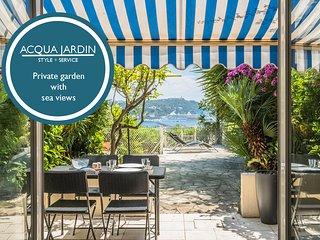 Acqua Jardin - Peaceful garden with beautiful sea views!