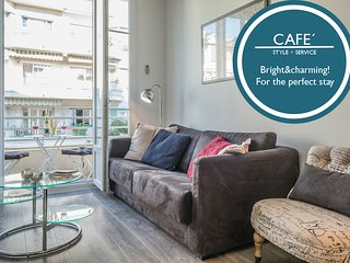 Cafe - Charming one bed
