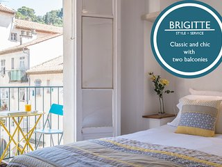 Brigitte - Classy chic 1 bed in the Old Town!