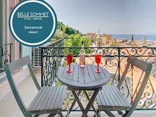Belle Sommet - BEST VIEWS IN NICE!!