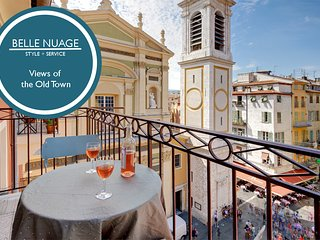 Belle Nuage - Fab location with balcony!