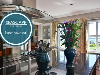 Seascape -  Beautifully landscaped with stunning sea views!