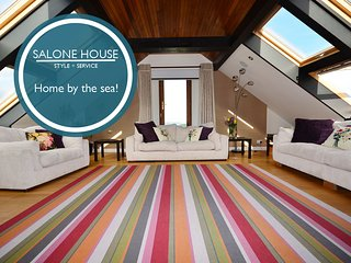 Salone House - 4 bed with amazing views!