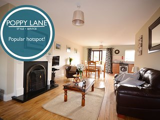Poppy Lane - Holiday hotspot!