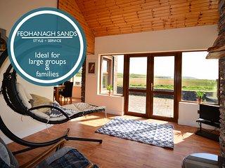 Feohanagh Sands  -VIEWS! Sleeps 11