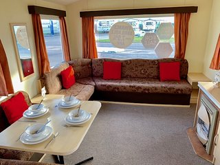 a fully furnished 3 bedroom caravan for hire at seawick ost osyth clacton
