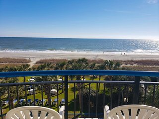 Oceanfront 2 Bedroom 3 Bath Suite at Boardwalk Resort Sleeps 10~Unit 439 & 440