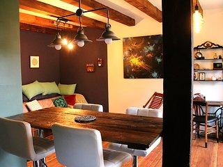 LE SECHOIR DU RIED Chez Fred & Mimi - Appartement 50m2 / 4 personnes