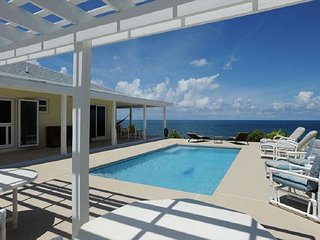 Beachfront House with Pool and Totally Private and Secluded Beach