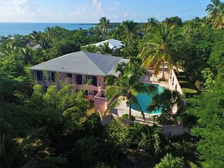 Exotic Island Villa with Harbour View and Private Pool