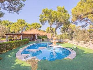 3 bedroom Villa in Cala Ferrera, Balearic Islands, Spain - 5000826