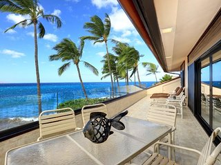 3 Bedroom Beach Front Paradise at Makena Surf - MAKENA SURF RESORT, #G-304