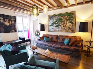 1 Bedroom Apartment in the Heart of the Marais