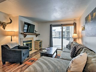 NEW-Cozy Steamboat Condo -1 Mi. From The Chairlift