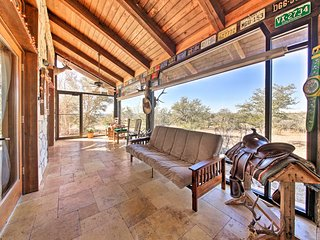 NEW! Secluded Upscale Wimberly Home w/ Views