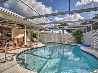 NEW! Singer Island Home w/ Pool-2 Blocks to Ocean!