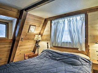 Cozy Deer Lake Cabin - 2 Mi to Boyne Mtn. Resort!