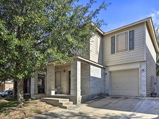 San Antonio Home - Mins to Lackland & Sea World!