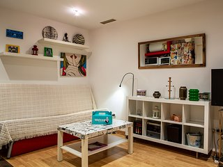 Lovely & Cosy 2bed in Madrid City Center