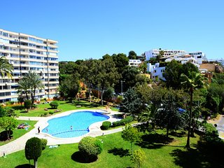 Spacious apartment a short walk away (240 m) from the 'Cala Bendinat' in Portals