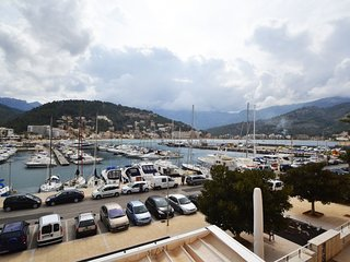 Spacious apartment in Port de Sóller with Internet, Washing machine, Air conditi