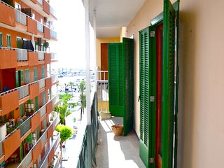 Spacious apartment in Llucmajor with Lift, Internet, Washing machine, Balcony