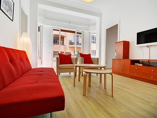 Spacious apartment in the center of Palma with Lift, Internet, Washing machine,