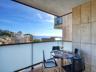 Spacious apartment a short walk away (177 m) from the 'Cala Major' in Palma with
