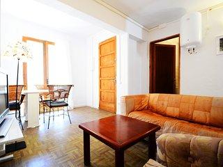Spacious apartment a short walk away (394 m) from the 'Playa de Palma' in Palma