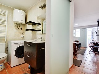 Cosy studio a short walk away (357 m) from the 'Cala Major' in Palma with Lift,