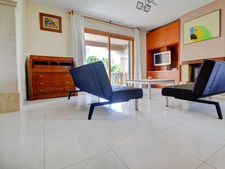 Spacious apartment in Llucmajor with Parking, Internet, Washing machine, Balcony