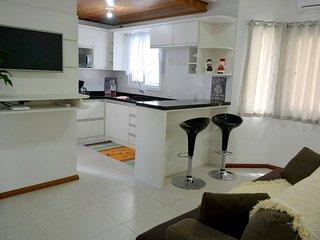 Apartamento a 400 m da Rua Coberta 01 Flat Centro 01